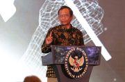 Bicara Kebersatuan di depan Pimpinan 34 Kementerian, Mahfud MD: Kita Sudah Punya Pancasila