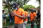 Lakukan Penipuan, 3 WNA Nigeria Digelandang ke Tahanan Polres Bandara Soetta