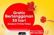 Amazon Prime Video Gratis 30 Hari, Pelanggan IM3 Ooredoo Kian Betah di Rumah