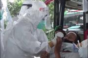 Jelang Libur Nataru, Awak Bus yang Melintas di Boyolali Jalani Tes Swab