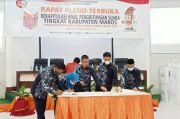 Hasil Rekapitulasi KPU Maros, Chaidir-Suhartina Menang Telak