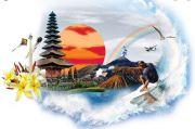 Jadwal Wisatawan ke Bali Masih Tentatif, Maskapai Belum Lakukan Pembatalan
