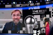 Juergen Klopp Heran Jadi Pelatih Terbaik FIFA 2020