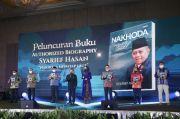 Nakhoda Menatap Laut, Buku Autobiografi Syarief Hasan yang Ditulis 6 Tahun