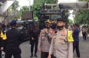 Bubarkan Massa Aksi 1812, Kapolres Jakarta Pusat: Pasukan Bersiap!
