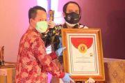 Pangandaran Raih Penghargaan Pemda dengan Predikat Sangat Inovatif 2020