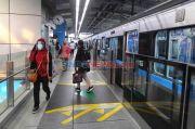 Instruksi Anies, Kereta MRT Beroperasi Sampai Jam 8 Malam Mulai Hari Ini