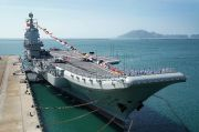 Kapal Induk Shandong China Rampung Uji Laut tapi Tak Dinyatakan Siap Tempur