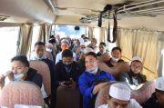 Tholabul Ilmi, Beginilah Keceriaan Mahasiswa Indonesia Saat Tiba di Yaman