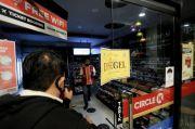 Buka Melebihi Batas Waktu, Empat Minimarket di Kota Bandung Disegel