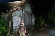 59 Rumah di Lamongan Rusak Akibat Hujan Deras Disertai Angin Kencang