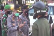Tertangkap Tak Pakai Masker, Pemuda Sidoarjo Ajak Debat Petugas