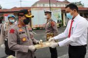Amankan Natal - Tahun Baru, Polresta Pematangsiantar Kerahkan 250 Personel dan Siapkan 6 Pospam