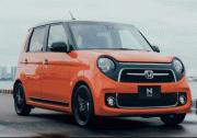 Honda N-0NE RS Resmi Melincur, Imut Bertenaga Turbo