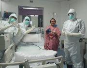 Ustaz Yusuf Mansur Ultah di Tengah Isolasi, Perawat RSPAD Berikan Ucapan Mengharukan