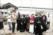 Tolak Rapid Test di Pelabuhan Bakauheni, Ratusan Massa Pendukung Habib Rizieq Gagal ke Jakarta