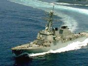 China Buntuti Kapal Perang Amerika Serikat di Selat Taiwan
