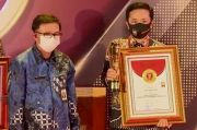 Makassar Berhasil Sabet Penghargaan Kota Terinovatif
