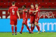 Dramatis, Lewandowski Bikin Leverkusen Gigit Jari