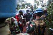 Satgas TNI Kontingen Garuda Selamatkan Empat Warga Sipil dari Perampok Bersenjata di Kongo