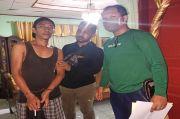 Tak Terima Cintanya Diputus Sepihak, Pria Kekar Ini Lempar Bom Molotov ke Rumah Mantan