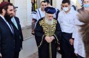 Buka Sekolah Yahudi, Rabbi Kontroversial Israel Sambangi Dubai