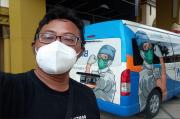 Dinyatakan Positif COVID-19, Ini Gejala yang Dialami Ketua PFI Surabaya