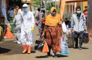 Jumlah Penderita Meningkat, Rumah Sakit Rujukan COVID-19 di Surabaya Penuh