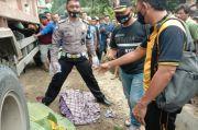 Tragis! Sepeda Motor Oleng, Anak 5 Tahun Tewas Terlindas Truk Tronton