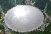 Baiknya China, Ilmuwan Asing Boleh Gunakan Teleskop Terbesar di Dunia