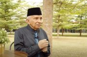 Amien Rais Getol Bela Habib Rizieq, Begini Penjelasan Loyalisnya