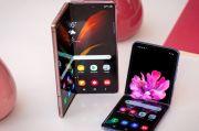 Samsung Siapkan Empat Ponsel Layar Lipat di Tahun 2021