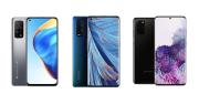 Komparasi Flagship Terjangkau: Mi 10T Pro vs Galaxy S20+ vs Oppo Find X2