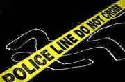 Tewas Dibunuh, Tubuh Pria Tak Dikenal Penuh Luka Berat