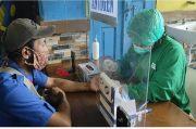 Penumpang Keluar Masuk Terminal Tanjung Priok Wajib Rapid Test Antibodi dan Antigen