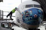 Batal Berangkat Umroh, Garuda Indonesia Siap Jadwal Ulang