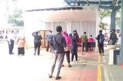 Datangi Stasiun Soal Rapid Antigen, Calon Penumpang KA Pilih Batal Mudik