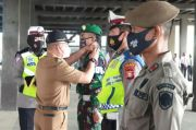 796 Personel Gabungan Dikerahkan Amankan Nataru di Gowa
