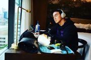 Joe Taslim Sumbang Suara di Lagu Simfoni Rindu