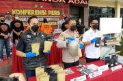 Polisi Ciduk Pengedar dan Pembuat Dodol, Susu, Hingga Kopi Oplosan Ganja