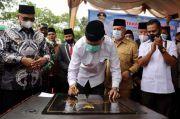 Gubernur Aceh Resmikan Pembangunan BIC di Bener Meriah