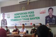 2020, Kejati Banten Klaim Selamatkan Uang Negara Senilai Rp 324 Miliar