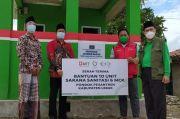 10 Pondok Pesantren di Lebak Banten Dapat Bantuan Sanitasi Air Bersih