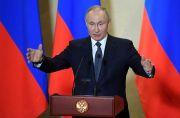 Putin Sahkan UU Izinkan Mantan Presiden Jadi Senator Seumur Hidup