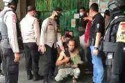 Bikin Keributan dan Acungkan Senjata Tajam, Puluhan Pemuda di Solo Diamankan