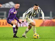 Tutup Tahun 2020, Juventus Dibantai Fiorentina