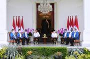 Jokowi Lantik Enam Menteri Baru