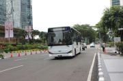 KLI Siap Suplai Bus Listrik Skywell untuk TransJakarta