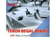 Special Report Live di iNews dan RCTI+ Rabu Pukul 15.30: Teror Begal Bekasi