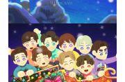 Dibuat Kartun, Teaser Video Musik Tell Me Baby Super Junior Ngegemesin